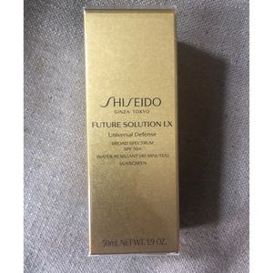 Shiseido Future Solution LX Universal Defense